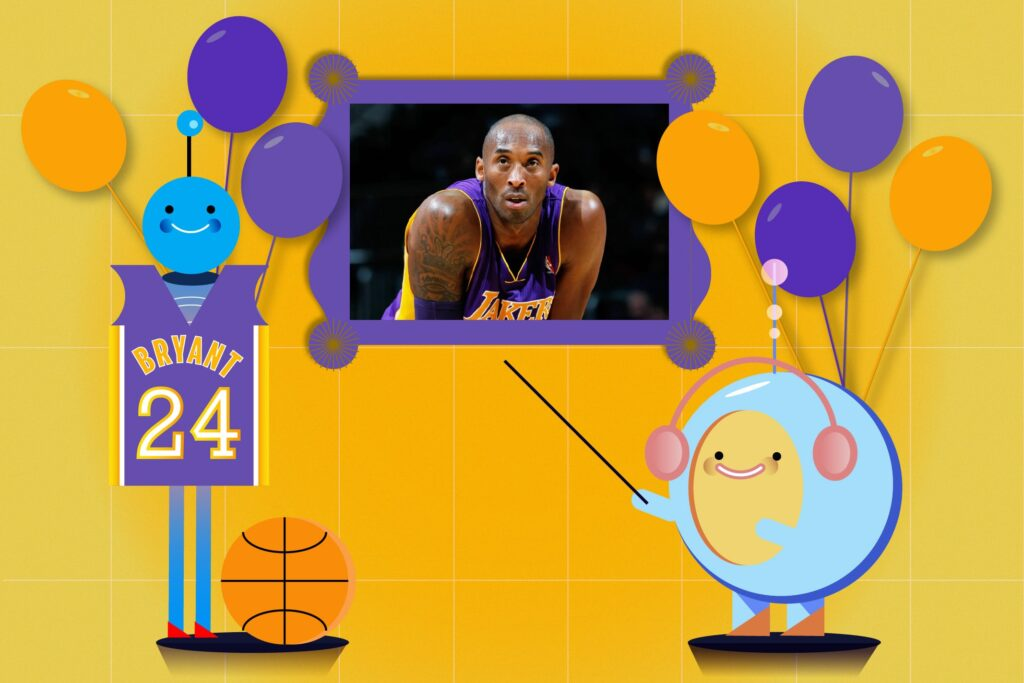 3 Dinge, die du von Kobe Bryant lernen kannst